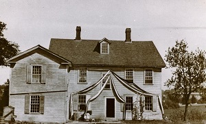 Homestead on Dedication Day in 1920